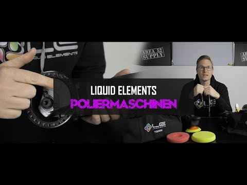 Liquid Elements Poliermaschinen | Technik