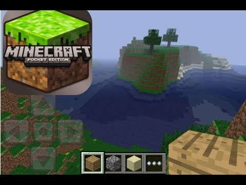 Appviews - Minecraft Pocket Edition App Review iPhone/iPod/iPad