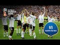 18 DAYS TO GO! The World Cup's penalty kings