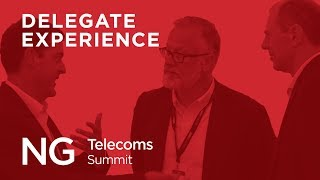 NG Telecoms summit - Delegate Experience