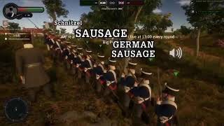 Germans playing a war game funny moments