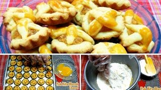 Cara Membuat & Resep Kue Lebaran Nastar Keranjang