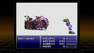 Let's Play Final Fantasy VI (Blind) Part 33: Headless Encounter and Bird Chasing