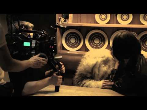 Bat For Lashes - A Wall (Behind the Scenes) Music Videos