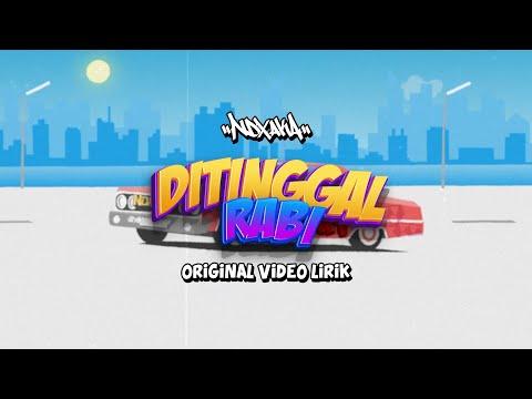 download lagu Terbaru NDX A.K.A Ft.PJR - DITINGGAL RABI   2016 gratis