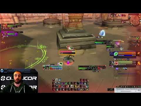 Bajheera - The Scariest 3v3 Arena Match Ever :O - 5.4 Arms Warrior PvP