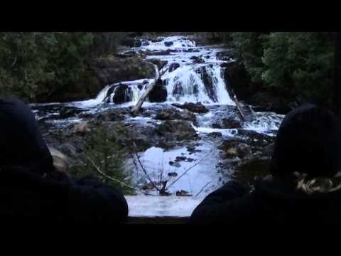 Copper Falls State Park (Mellen, WI) - November 9, 2012