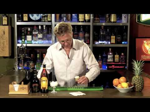 How To Make A Blow Job Shot - Drink Recipes From The One Minute Bartender video