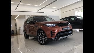 2018 Land Rover Discovery Startup and Review