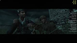 Call of duty 2 end credits