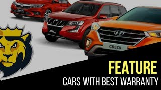Cars with best warranty in India: from Hyundai Creta to Mahindra XUV500
