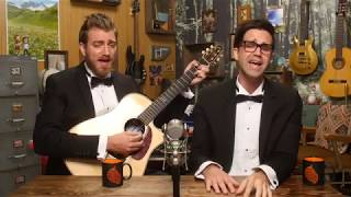 Rhett and Link singing (compilation)