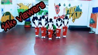 D- Xtranzer Crew [ video for Indian hip hop Dance championship 2017]