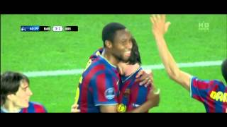 Messi vs Arsenal 4-1 Super Hattrick All Goals HD (06.04.2010)