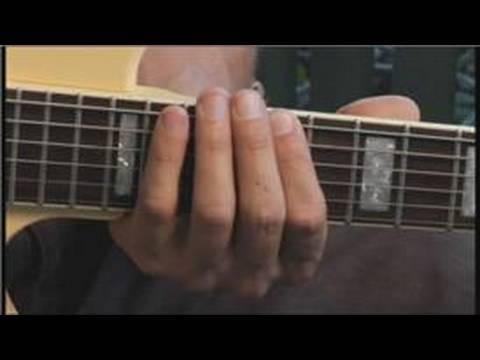 How To Play The Eb (E-Flat) Minor Pentatonic Blues Scale On Guitar