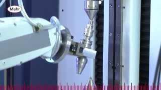 Mahr FertigungsnahesMessen Roboterbeladung von Messsystemen