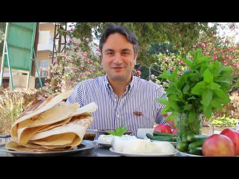 Traditional Food Around Lebanon