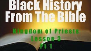BHFB Kingdom of Priests Lesson 3 Pt 1