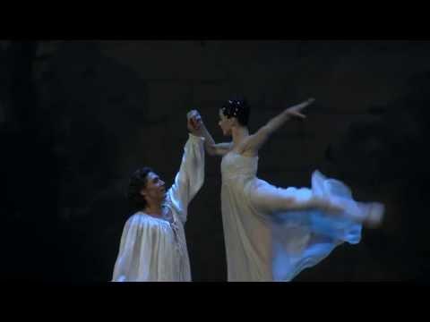 Vasiliev and Osipova Romeo and Juliet 28-09-2013