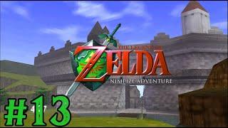 The Kokiri Emerald!   Nimpize Adventure - Zelda: Ocarina of Time   Rom Hack   Episode 13