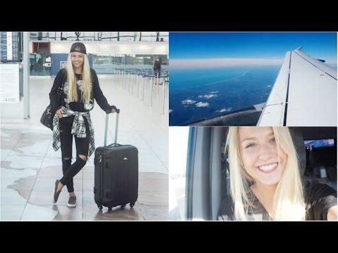 Off to Wildhouse | moje cesta na dovču snů v Asturias || airport outfit