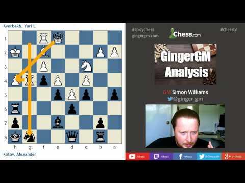 Chess Grandmaster GingerGM Simon Williams Analysis: Aug. 4, 2015