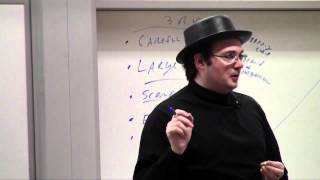 Brandon Sanderson Lecture 3: Description part 1 (4/5)