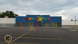 Abandoned Toys R Us Canton, OH