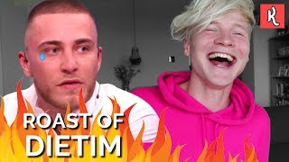 THE ROAST OF DIETIM (SNAPKING) | Kalvijn