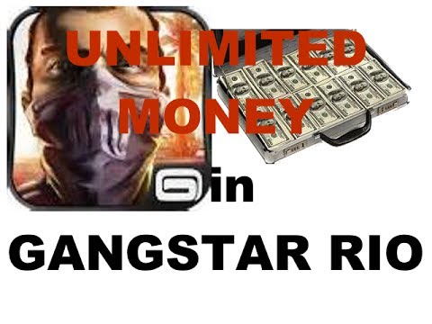 GANGSTAR RIO: CITY OF SAINTS - How to get UNLIMITED Money WITHOUT Jailbreak/Cheat (Deutsch/German)