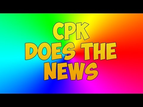 CPK Does The News #1 : Suarez Bite, North Korea War, Music Chart Changes