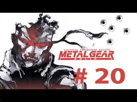 Guía Metal Gear Solid # 20 (Metal Gear Rex - Toston de hermano.... )