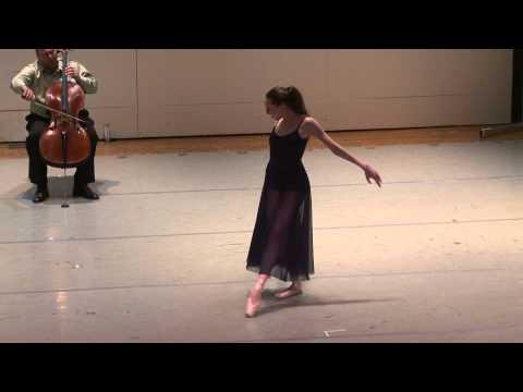 Bach D Minor Cello Suite, Prelude
