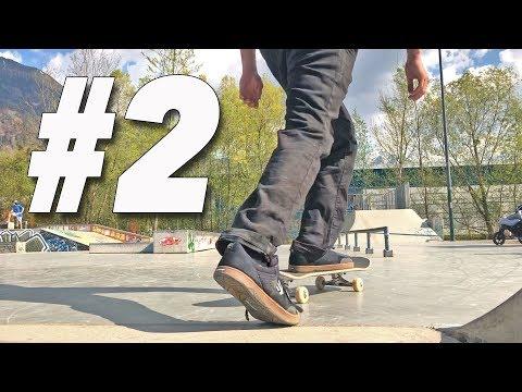 Trick Challenge #2 - FS Late Heel