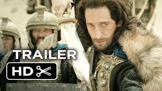 Dragon Blade Official Trailer #1 (2015) - Jackie Chan, Adrien Brody Movie HD