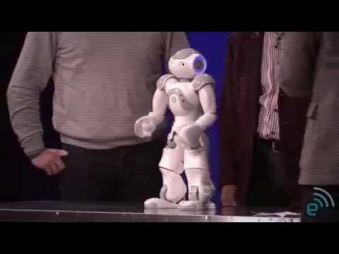 NAO Is The Most Amazing Robot Ever