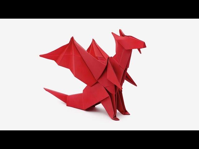 Origami Dragon (Jo Nakashima)
