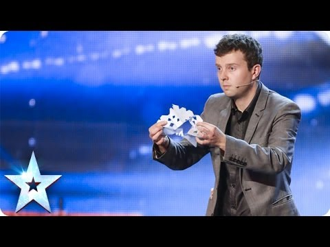 Bad Britain's Got Talent magician
