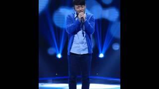 中國好聲音 第四季 - 第二期 2015 -07-24 長宇 - 氧氣 無雜音版