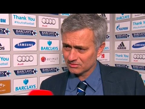 Mourinho: Chelsea Fans Aren't Plastic? Don't Make Me Laugh!