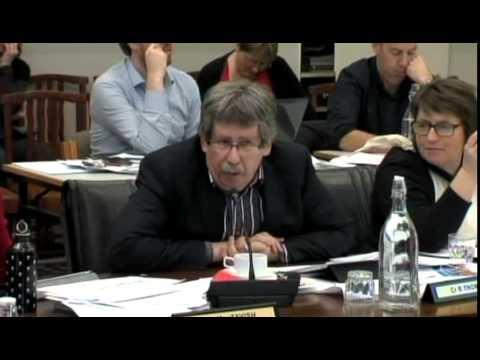 Dunedin City Council - Draft Long Term Plan Hearings - May 12 2015 - Part 5