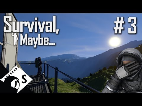 Survival, Maybe... #3 (A Space Engineers Survival series with tutorials, tips and tricks thrown in)