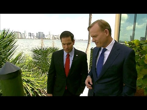 Extended interview: Marco Rubio, June 26