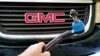How to Remove and Replace Envoy Inner & Outer Tie Rods