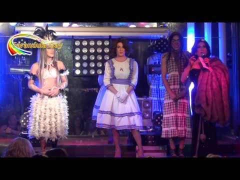 SHOW AMIGAS Y RIVALES LA EVOLUCIÓN 06 - CANAL FARÁNDULA GAY