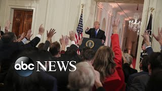 Trump calls midterm elections 'very close to complete victory'