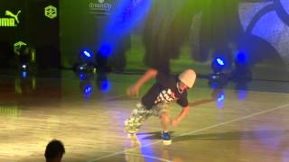 Hong Kong Best Dance Crew 2013-Judge Performance by Kay Chen