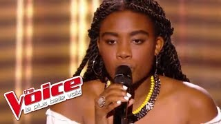 Christine and the Queens – Christine   Imane Mchangama   The Voice France 2017   Blind Audition