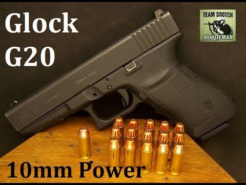 Glock 10mm Pistol