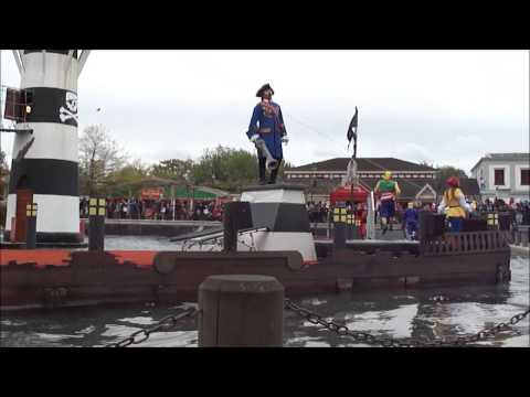 Pirates Of Skeleton Bay - Legoland Windsor Stunt Show